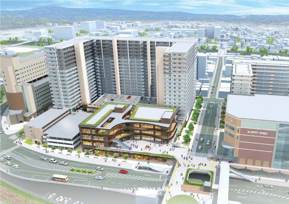 兵庫県三田市 三田駅前Cブロック地区第一種市街地再開発事業